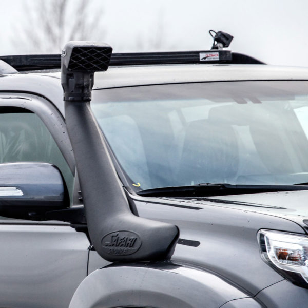 Safari snorkel til Toyota Landcruiser