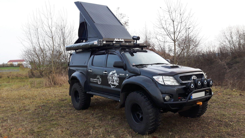 Alu-Cab Expedition 3