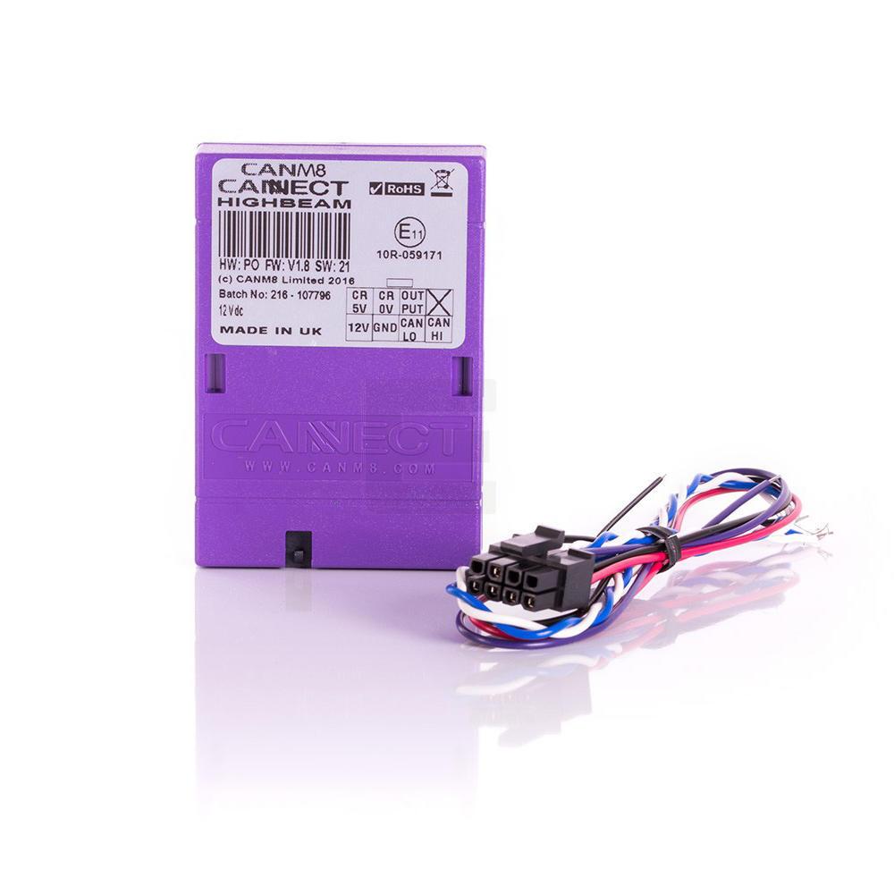 CanM8 styrestrømgiver