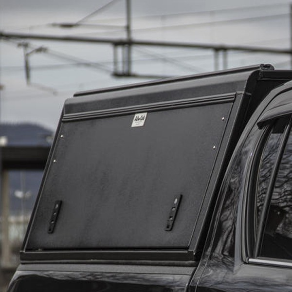 Alu-Cab Canopy Explorer 3 for Isuzu D-Max
