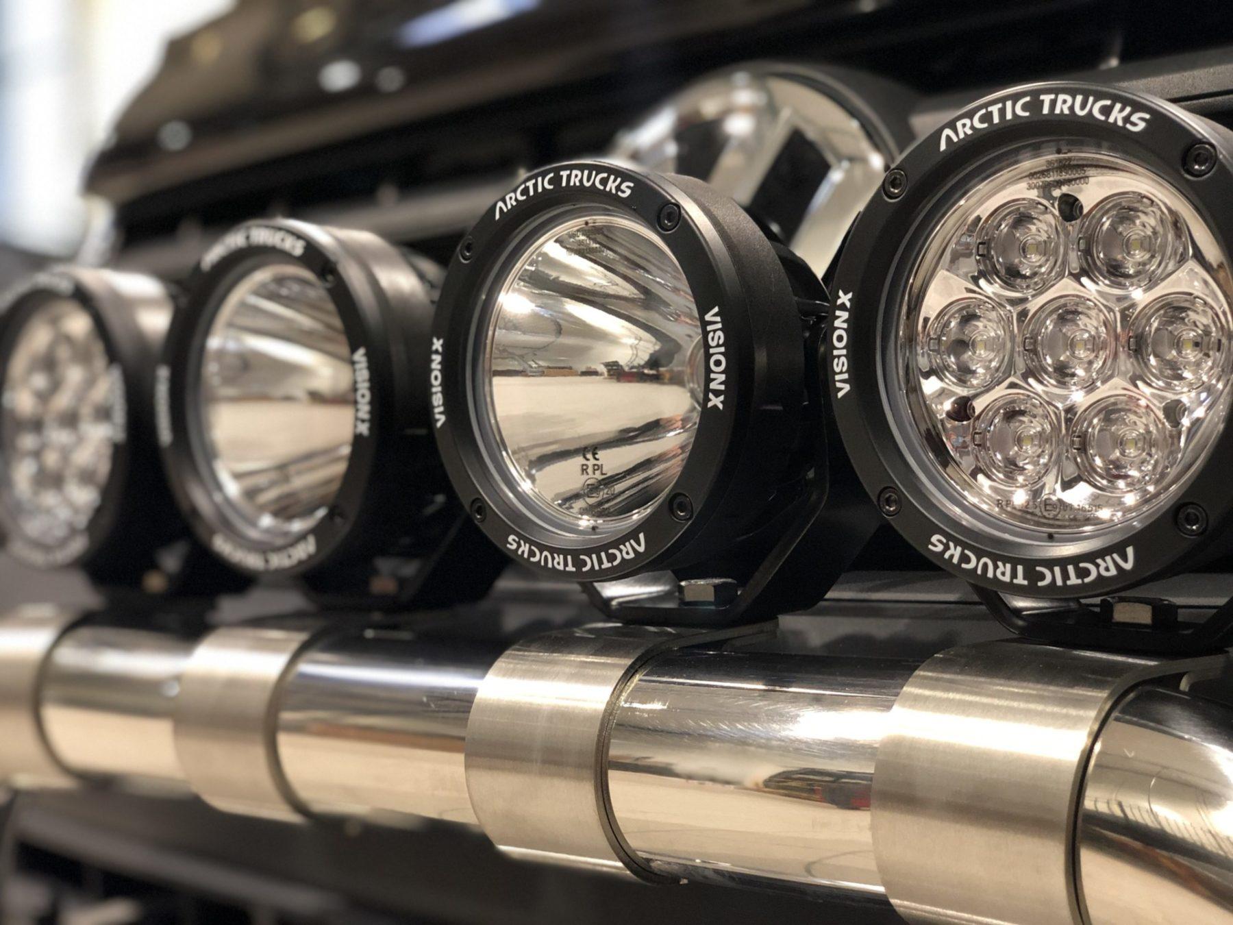 """Vision X + Arctic Trucks Vision X Gen2 4,7"""" (par)"""