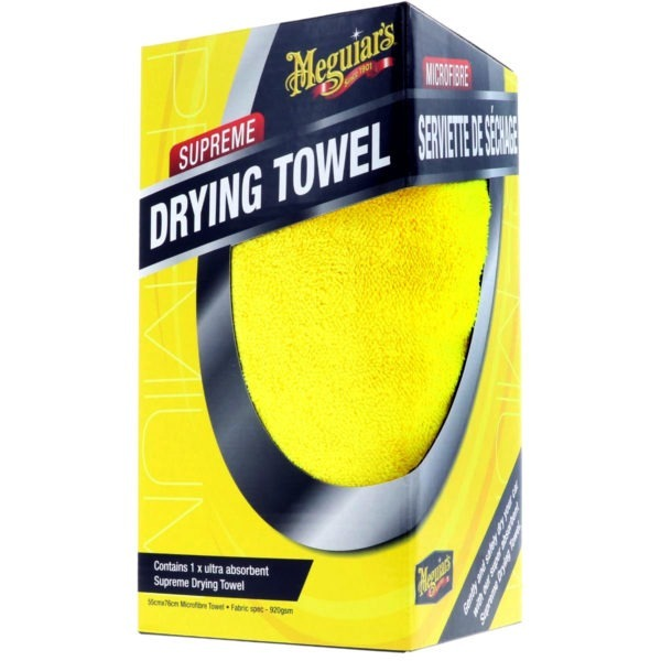 Meguiar's® Supreme Draying Towel