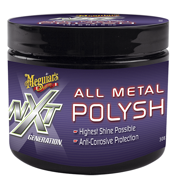 Meguiar's® NXT Generation® All Metall Polish