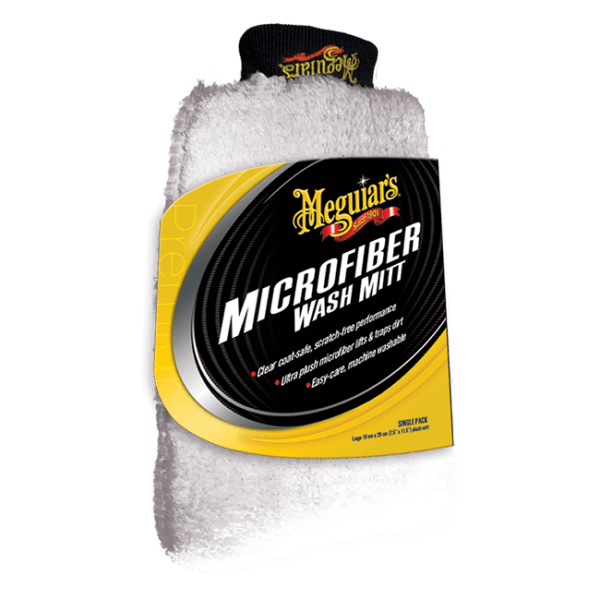 Meguiar's® Microfiber Wash Mitt