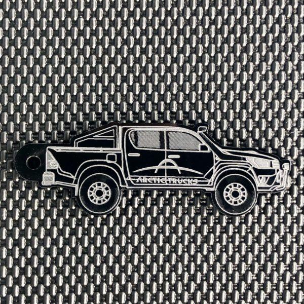 Nøkkelring Toyota Hilux