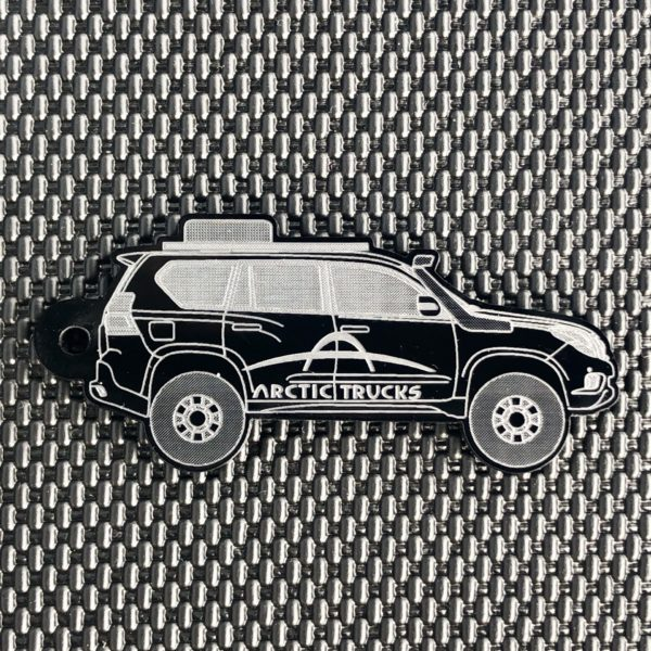 Nøkkelring Toyota Land Cruiser