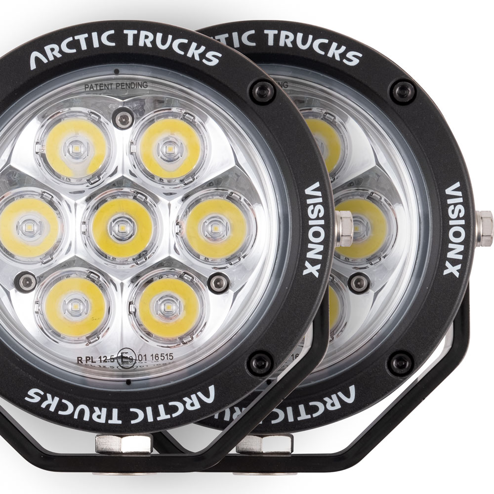 "Vision X + Arctic Trucks Multi-LED Gen2 4,7"" (par)"