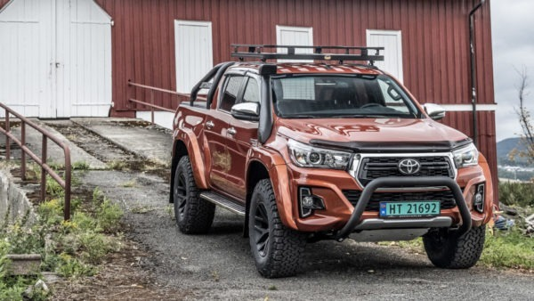 Toyota Hilux AT35 BigCountry Edition