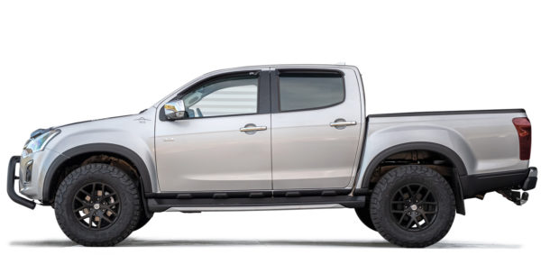 Isuzu D-Max AT33 Whiteshark