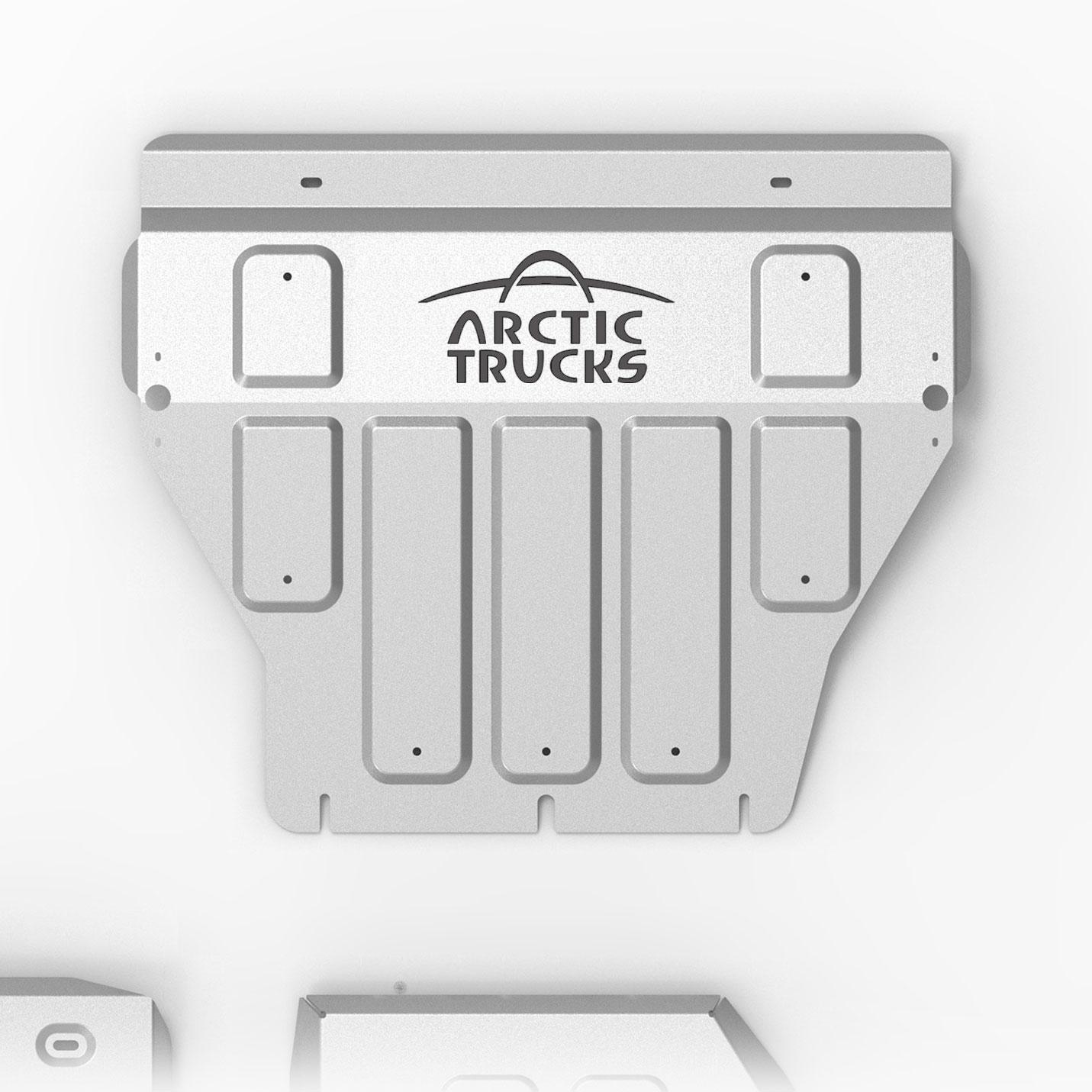 Rival 4x4 skliplater del 1 (radiator)