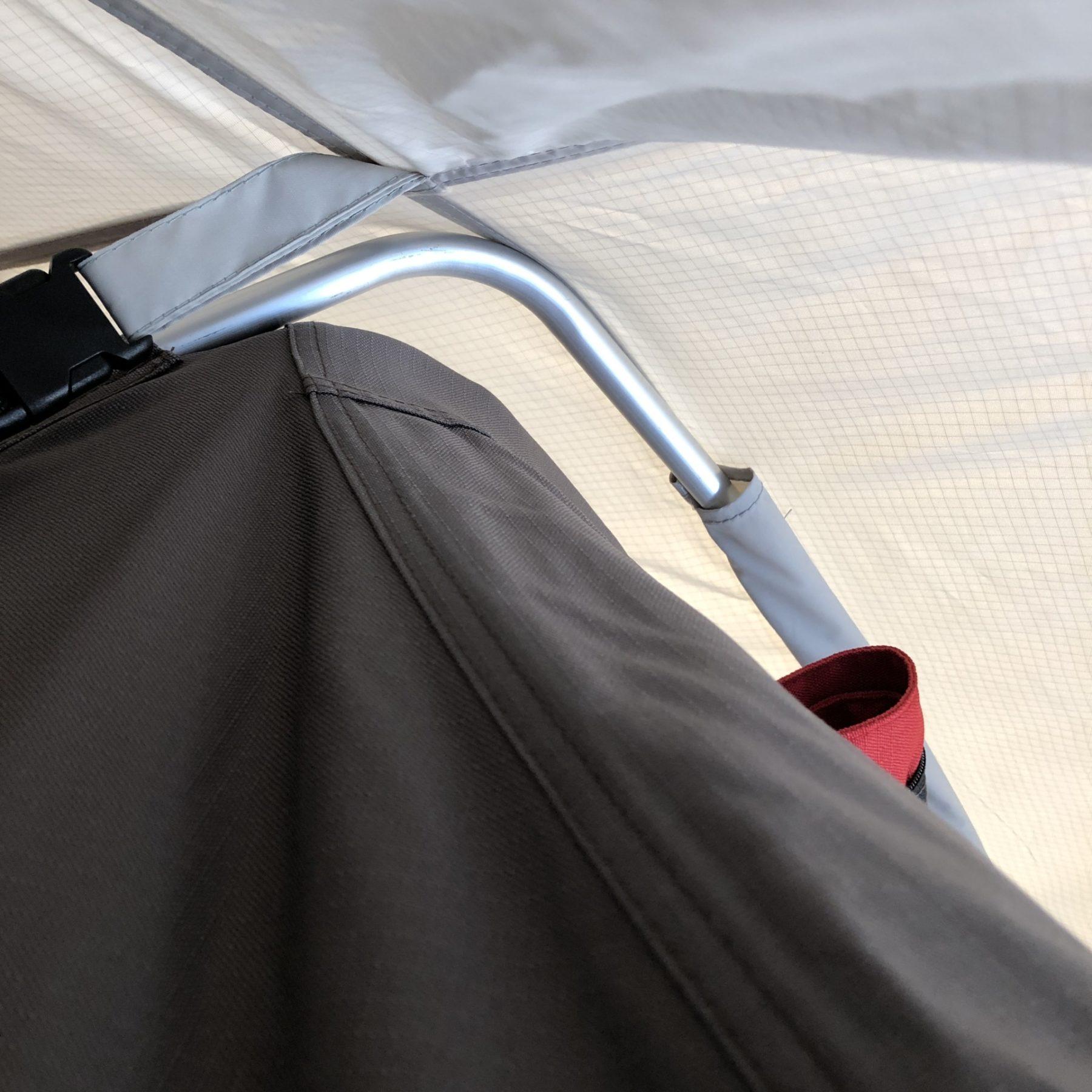 Yakima regntrekkstenger SkyRise (3x)