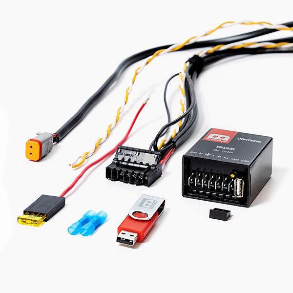 Modernum Digital Lightning 1200 styrestrømgiver